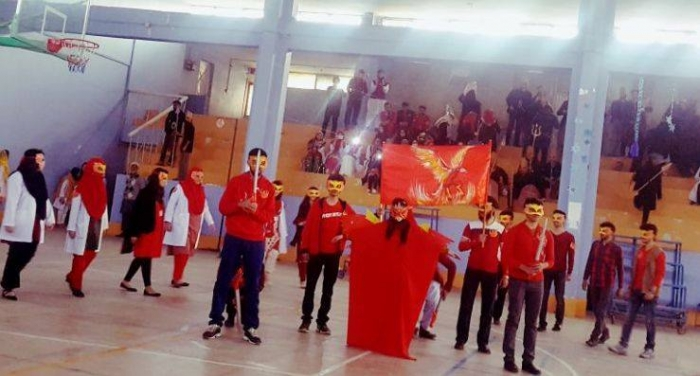 Opening Ceremony of The �Sports Week� on 19th December 2017 at Sports Complex of Peshawar University