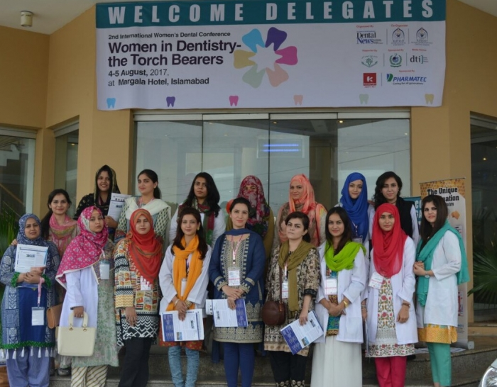 Women In Dentistry - The Torch Bearers