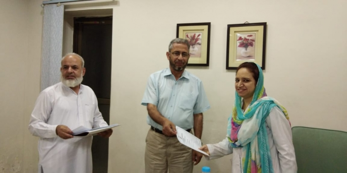 KCD Refresher Course July 2018 Certificate Distribution Ceremony
